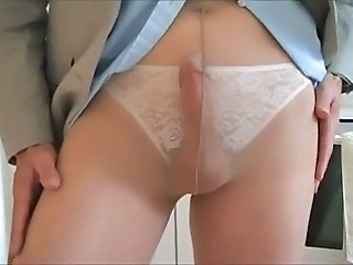 Gay Nylon Pantyhose