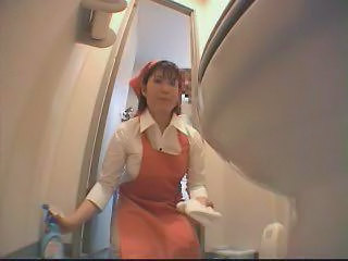 Toilet Maid Asian Japanese Milf Milf Asian Toilet Asian
