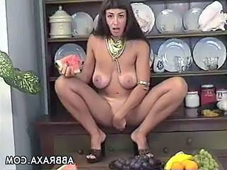 Video from: tnaflix | Piss: Fun with fruits and vegetables Sex Tubes
