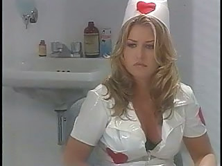 Vintage  Nurse Milf Ass