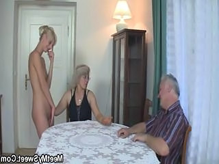 Daddy Family Daughter Caught Caught Daughter Caught Mom
