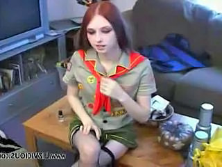 Liz vicious-girl scout  Sex Tubes