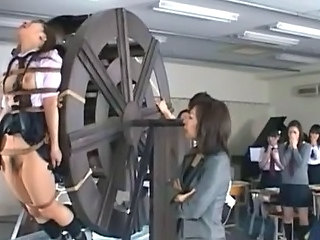 Extreme Bondage School Asian Teen Aunt Extreme Teen