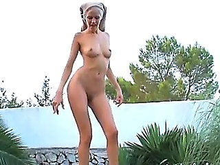 Pissing Russian Amazing Outdoor Outdoor Teen Russian Teen