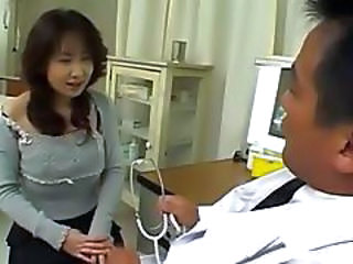 Doctor Asian  Milf Asian