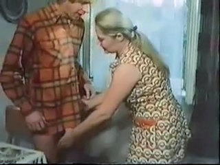 Vintage Wife European German German Milf