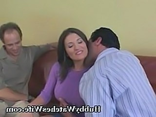 Cuckold Mature Wife Mature Threesome Orgasm Mature Threesome Mature