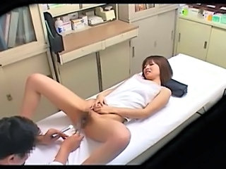 Asian Doctor HiddenCam Perverted Outdoor Babe