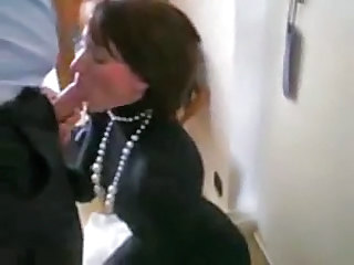 Clothed Blowjob