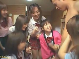 Japanese  Handjob Asian Teen Cfnm Handjob Handjob Asian