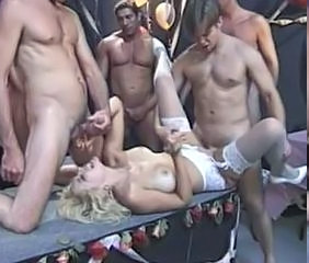 Gangbang Stockings Hardcore Milf Stockings Stockings