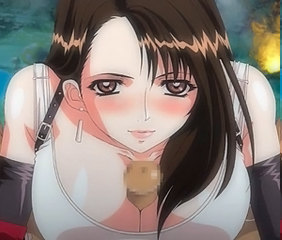 Tifa Blowing