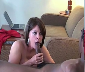 Hotwife and  another young black man