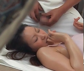 Massage HiddenCam Voyeur Japanese Massage Japanese Milf Massage Asian