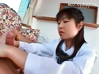 Handjob Asian Nurse Asian Teen Blowjob Teen Handjob Asian