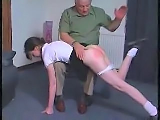 Spanking Old and Young Old And Young