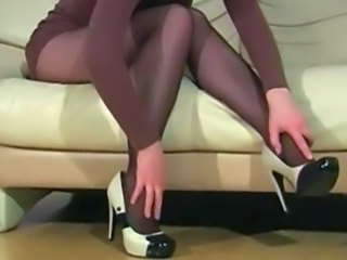 Pantyhose Cute Legs