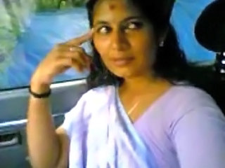 Indian Car MILF