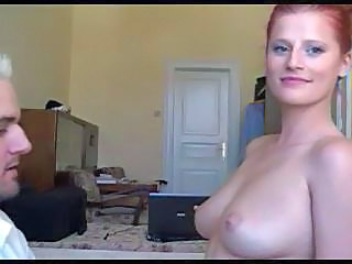 Redhead Webcam  Lactation