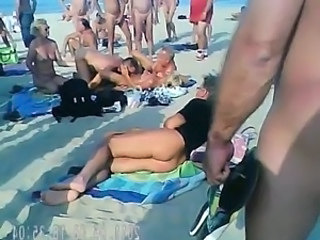 Beach Nudist Public Nudist Beach Outdoor Outdoor Amateur