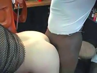 Tattoos piercings and fucking at interracial tattooshop orgy