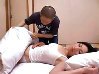 Mom Old and Young Sleeping Japanese Milf Milf Asian Old And Young