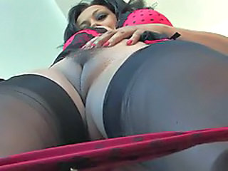 Close up Pussy Stockings Hairy Milf Milf Hairy Milf Lingerie