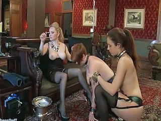 Bdsm MILF Threesome Mistress Bdsm Milf Threesome