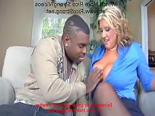 Blonde Interracial  Interracial Blonde