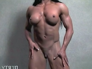 Muscled MILF