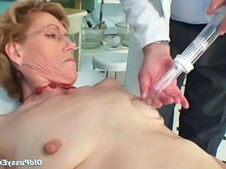 Nipples Toy Granny Gyno Toy Ass