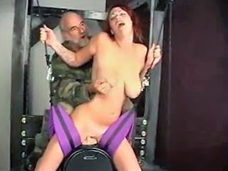 Machine Redhead Old and Young Forced Old And Young Sybian