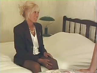 Blonde Mature Squirt Mature