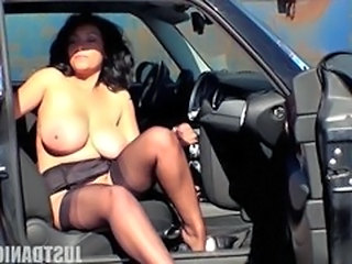 Car Big Tits Stockings Big Tits Milf Big Tits Stockings Milf Big Tits
