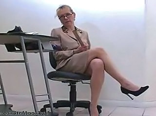 Glasses Mature Secretary Glasses Mature Masturbating Mature Mature Ass