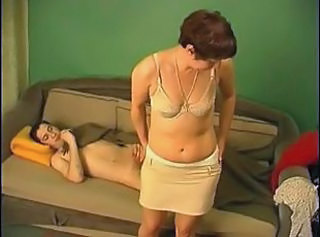 Mom Amateur Lingerie  Mom Son Old And Young