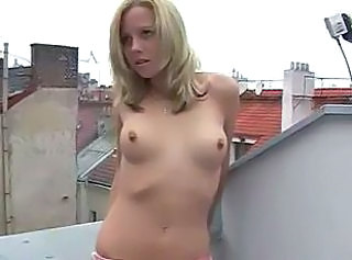 Outdoor Amazing European Czech Outdoor Outdoor Teen