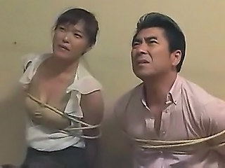 Family Slave Japanese Asian Daughter Family