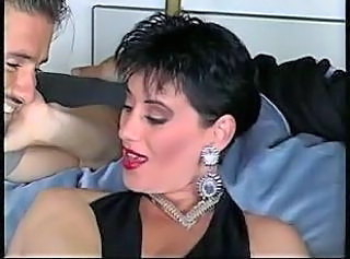 Vintage MILF Small Dick