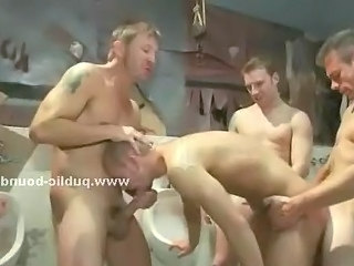 Video from: h2porn | Superb gay baffle is tied up tortured sheepish and brutally fucked on a pool feed my men