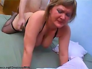 Russian Ugly Whore Drilled