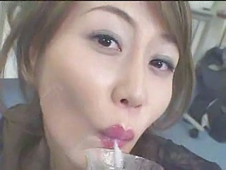 Swallow Asian MILF Japanese Milf Milf Asian