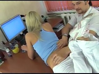 Blonde Doctor Teen Blonde Teen Doctor Teen Teen Ass