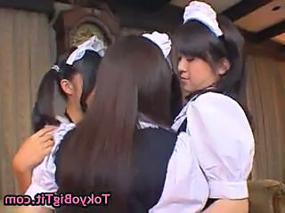 Maid Uniform Asian Asian Babe Asian Lesbian Asian Teen