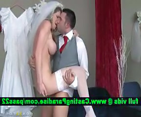 Bride Hardcore  Milf Stockings Stockings