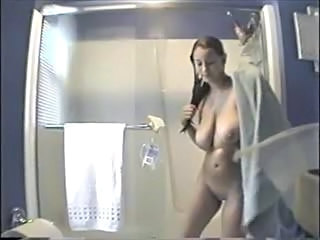 Bathroom Big Tits HiddenCam Bathroom Tits Sister