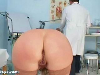 Doctor Ass Stockings Doctor Mature Gyno Mature Ass