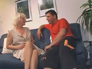 German Mature Blonde German Mature
