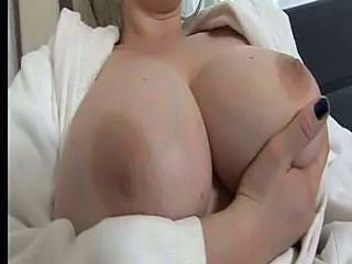 MILF With Huge Tits Serving Erect POVs Dong