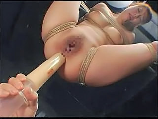 Enema bondage girlfriends
